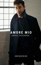 Amore Mio ➤ Daniel Ricciardo by uniquejulia