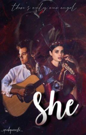 She | h.s by _xPinkQueenStx_