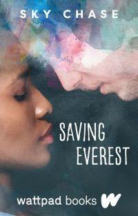 Saving Everest (Wattpad Books Edition) cover