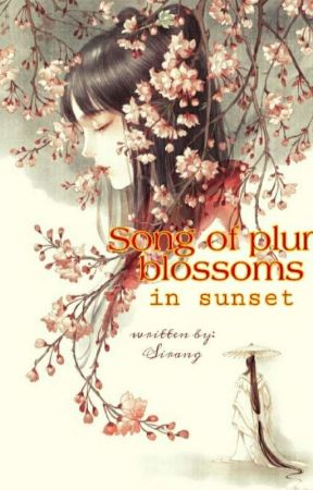 Song Of Plum Blossom In Sunset by Chidori95