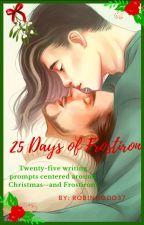25 Days of Frostiron by RobinHood37