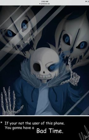 Classic Sans gives random people therapy/advice (DISCONTINUED) by ErR0randInk