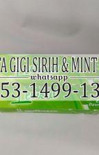 SALE! WA: 0853-1499-1372, Bau Mulut Di Pagi Hari by LevisavPastaGigi
