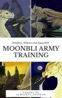 Moonbli Army Training  cover