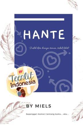 HANTE by Mielsku