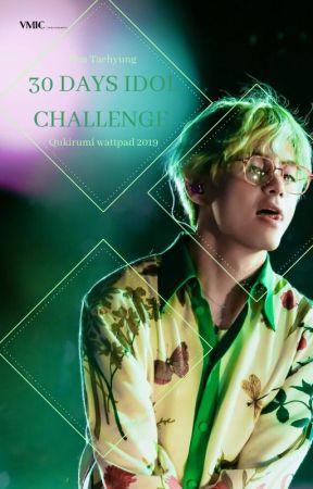 🥝 30 dni idola challenge  || Kim Taehyung by Qukirumi
