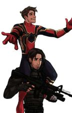 Peter And Bucky by st00pid_fics