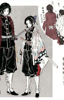 (giyushino)bá tước và chú bướm nhỏ