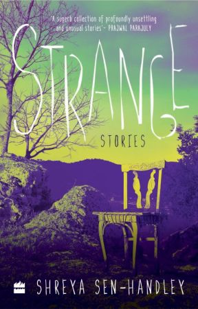 Strange ( CONTEST CLOSED!! ) by HarperCollinsIndia