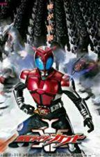 Senki Zesshou Symphogear x ZECT Kamen Rider  by Kaitou_Mighty_ZX