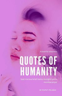 QUOTES OF HUMANITY cover