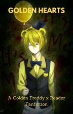 Golden Hearts by KozueKawaii