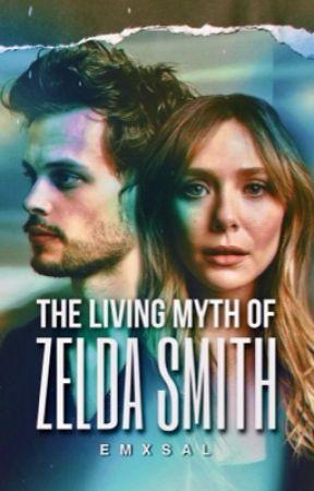 THE LIVING MYTH OF ZELDA SMITH   Spencer Reid  by emxsal