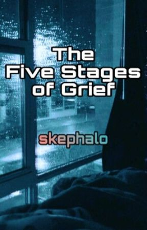 The Five Stages of Grief (Insane AU) SKEPHALO by ashley-jg