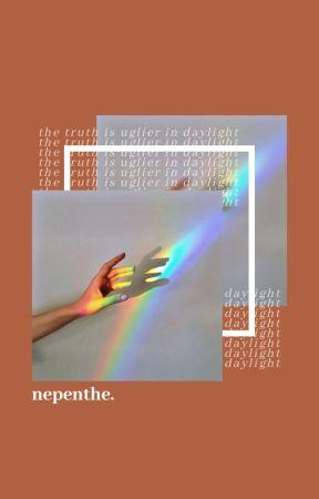 nepenthe » george weasley by Nashoba