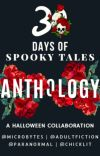 30 Days of Spooky Tales Anthology cover
