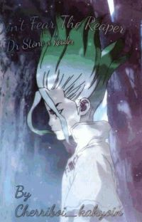 (On Hold)Don't Fear The Reaper:Dr Stone x Reader cover