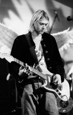 My Dreams about Kurt Cobain by MickeyJade2