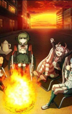 ♥Hayami and Hikari Hinata's Story: The End of the World♥ by Hayami_Hinata