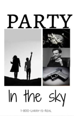A Party in the Sky // Larry Stylinson by 1-800-Larry-Is-Real