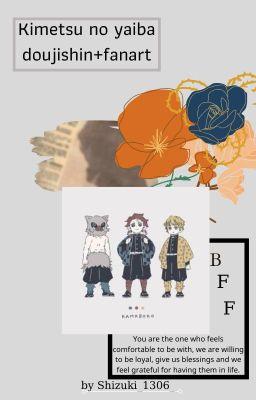 Đọc truyện Kimetsu No yaiba  doujishin+fanart