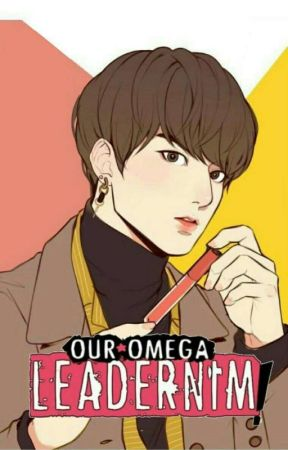 Behind the scane our omega leadernim by sweetDin_ishere