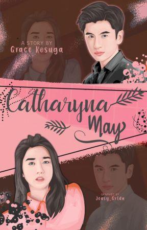 Catharyna May   ✓ by grace_kosuga