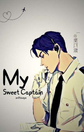 My Sweet Captain  by ariftiaaya