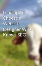 Leading Tip Choose a Website Designer Who Knows SEO by fearcourt04
