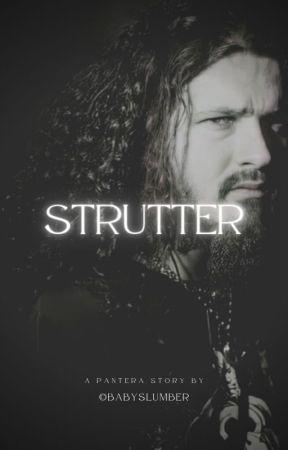 Strutter ➸ Pantera [✓] by BabySlumber