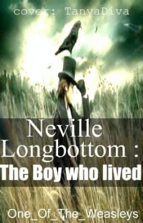 Neville Longbottom- The Boy Who Lived by Tootsie_Noodles
