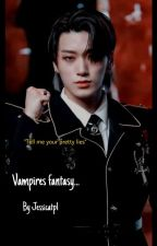 Vampire's Fantasy ~Choi San~ by Jessicatp1