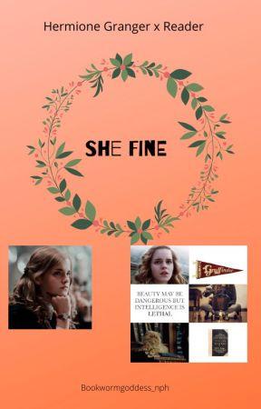 She Fine (Hermione Granger x Reader) by Bookwormgoddess_nph