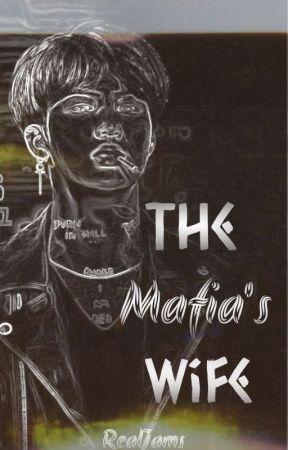 The Mafia's Wife || Kim Seok-Jin FF by RealJams