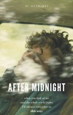 after midnight // Chalamet by AllyBlake1
