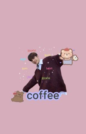 coffee   2ho; ateez by micasateez
