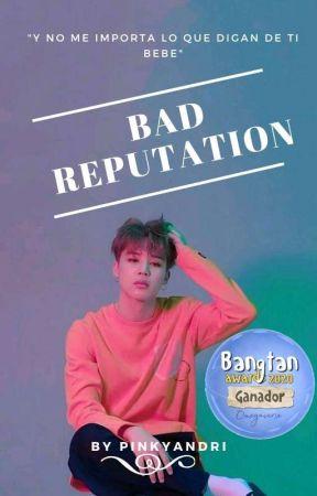 Bad Reputation  ↳Yoonmin by PinkyAndri