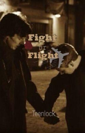 Fight or flight by lotspot