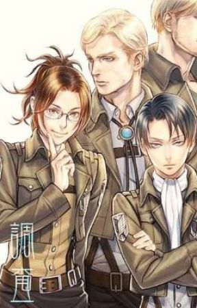"""[CLOSED] """"They're Not Going To Beat Me!"""" Attack on Titan Roleplay by GALAX_YY"""