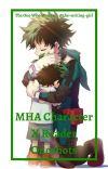 MHA Character X Reader Oneshots cover