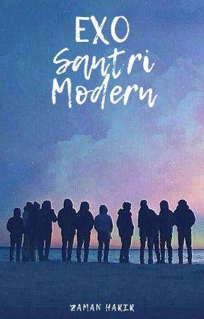 EXO Santri Modern  by aroona_el