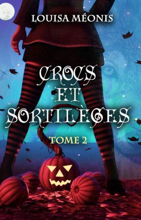 Crocs et sortilèges 2 by LouisaMonis