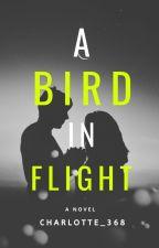 A Bird in Flight |  ✔︎ by drunk_in_hotel_rooms