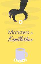 Monsters en Kamillethee door roelifant