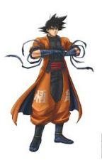 Goku: The Shinobi by ApeSlick
