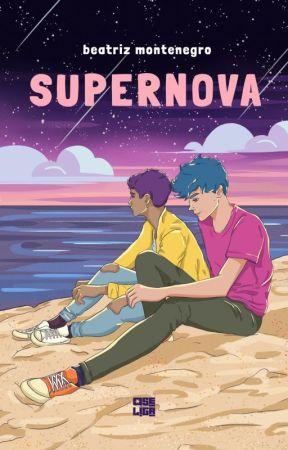 Supernova (romance gay) by EuBeatrizMontenegro