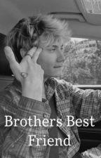 Brothers Best Friend: A Jaden Hossler Story by l_k_m_11