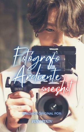 Fotógrafo ardiente ↬  Kookv (OS) by PixyPixiv