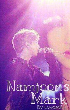 Namjoon's Mark by luvyaselfu