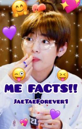 ~ME FACTS~🤪💜 by fuzzytaeddybear